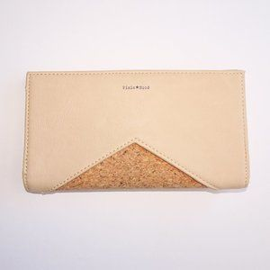 Pixie Mood Creme Cork Wallet